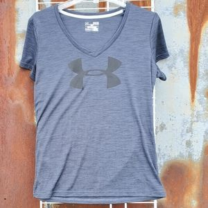 UNDER ARMOUR Heat Gear Short Sleeve Top Medium